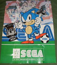 Sonic FA Cup poster