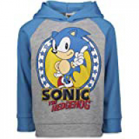 Sonic pullover hoodie