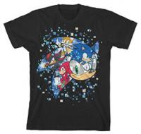 2 modern Sonic bioworld tees from 2019