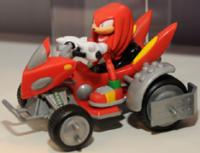Knuckles the Echidna Racer