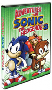 Adventures of Sonic  the Hedgehog #2 and #3