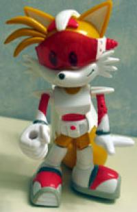 Sonic Space Fighters - Tails