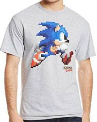 4 more classic Sonic shirts from 2014