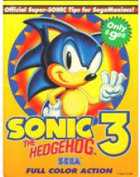 Sonic the Hedgehog 3 game guide
