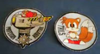 Eggman & Tails patches