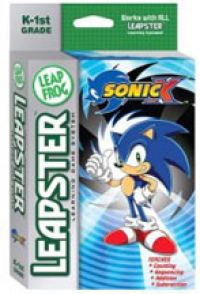 Sonic X Leapster