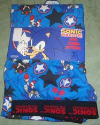 Sonic Pajama in package