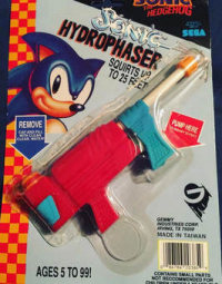 Sonic hydrophaser