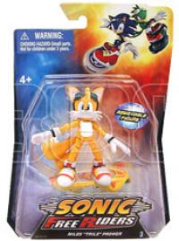 """Miles """"Tails"""" Prower Sonic Riders Figure"""
