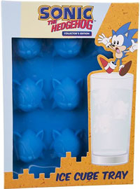 Sonic the Hedgehog Ice Cube tray